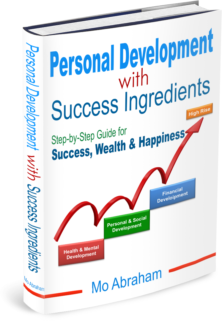 Personal Development with Success Ingredients